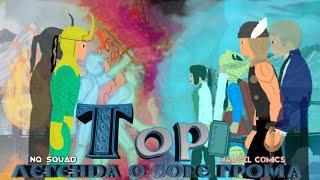 Легенда о Боге Грома/Legend of the Thor || Полнометражный Мультфильм || (Рисуем Мультфильмы 2)