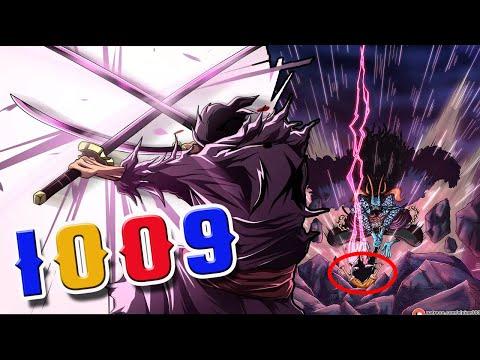 [Phân tích One Piece 1009] ZORO Là MVP ! KAIDO Đập LUFFY Bất Tỉnh ? BIG MOM Rơi Xuống Biển!