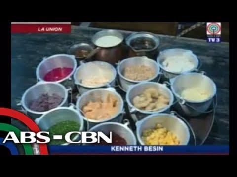 TV Patrol North Central Luzon - Surfing at Food Trip sa La Union