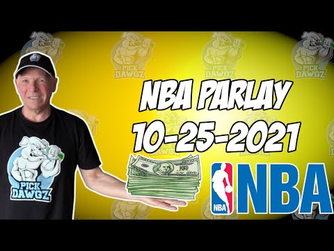 Free NBA Parlay For Today 10/25/21 NBA Pick & Prediction NBA Betting
