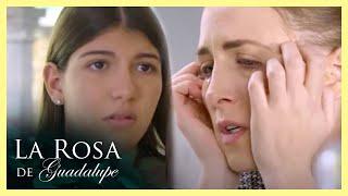 Carolina se llena de odio contra su sobrina   Dejando atrás el dolor   La Rosa de Guadalupe