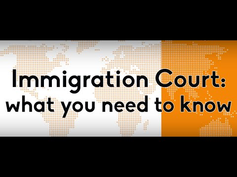 Immigration Court: tips to avoid deportation from a Los Angeles Immirgation Lawyer