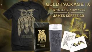 Angels & Airwaves Gold Package IX