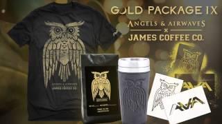 Angels & Airwaves Gold Package IX