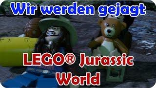 Wir werden gejagt - LEGO® Jurassic World - Let