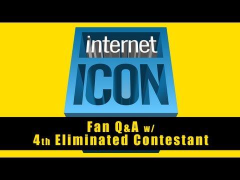 Internet Icon S2 - Fan Q&A W/ 4th Eliminated Contestant (SPOILER ALERT)