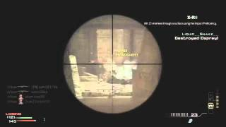EPIC KILLFEED IN MW2 MUST SEE !