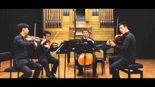 Mozart String Quartet No. 21 in D major, K. 595 - IV. Allegretto