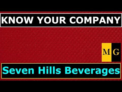 Seven Hills Beverages | Know Your Company By Markets Guruji