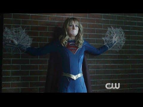Supergirl 5x03 Kara And James Fight Web Girl