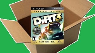 Dirt 3: Complete Edition (Unboxing/Breakdown/Demo)