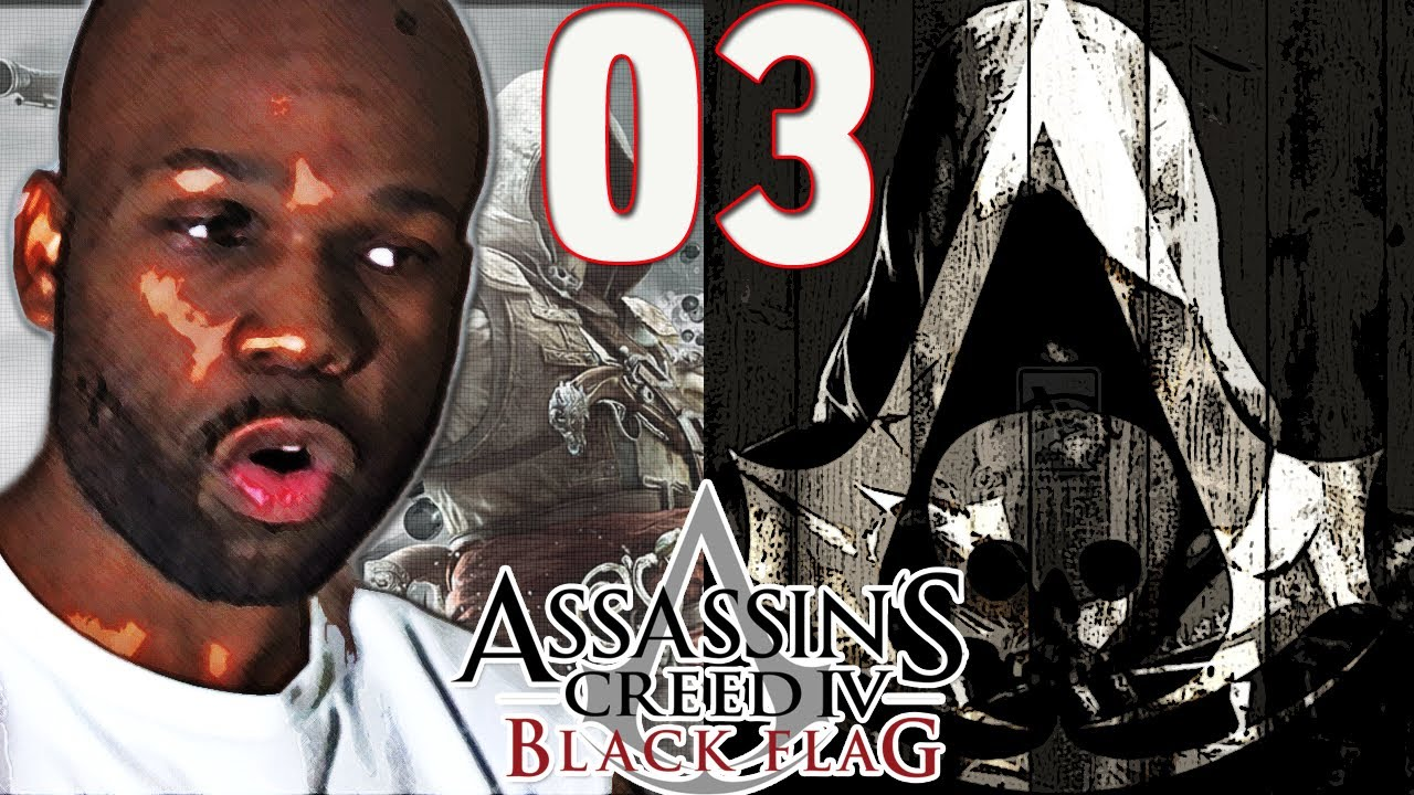 assassins creed 4 black flag gameplay walkthrough part 3