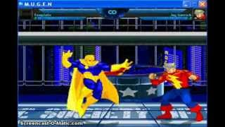 [Mugen] Dr Fate, Official Video Preview!
