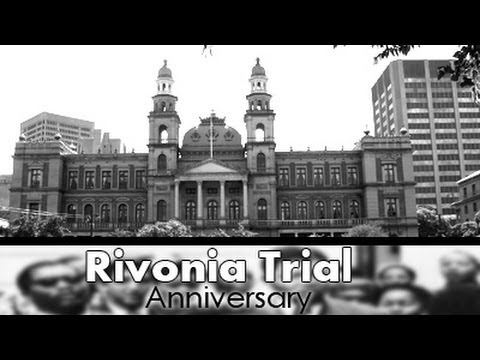 Rivonia treason trial 50th  Anniversary