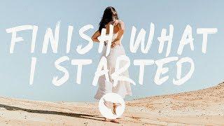 NATIIVE - Finish What I Started (Lyrics) With Olivia Knight