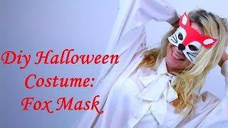 DIY Halloween Costume! DIY Project for Halloween!