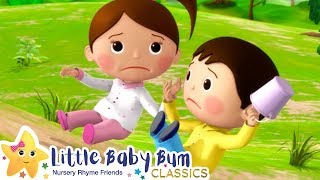 Jack and Jill + More Nursery Rhymes & Kids Songs - ABCs and 123s | Learn with Little Baby Bum