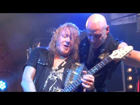 Gamma Ray - One With the World (feat. Ralf Scheepers) - Live in Munich, Backstage, 03.11.2015