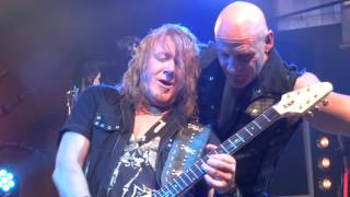 Gamma Ray One With The World Feat Ralf Scheepers Live In Munich Backstage 03 11 2015