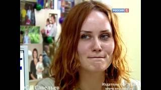 """С.В. Савельев в программе """"Загадки природы. Гении""""."""