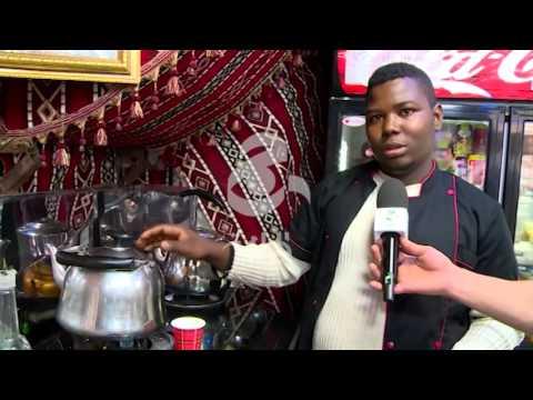 الشاي الصحراوي يغزو العاصمة
