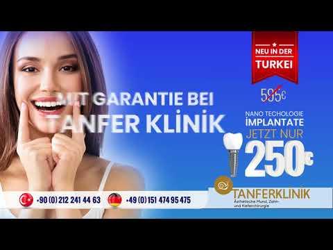 Tanfer Klinik implantat 2017