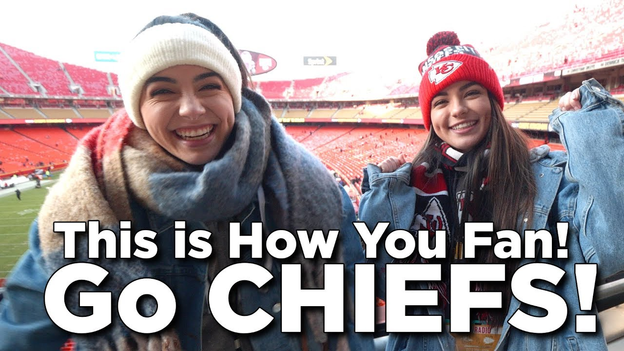 c4503c76a NFL Juniors This is How You Fan - KC Chiefs Style - Merrell Twins