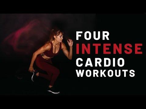 4 Intense Cardio Workouts