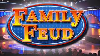Let's play Family feud