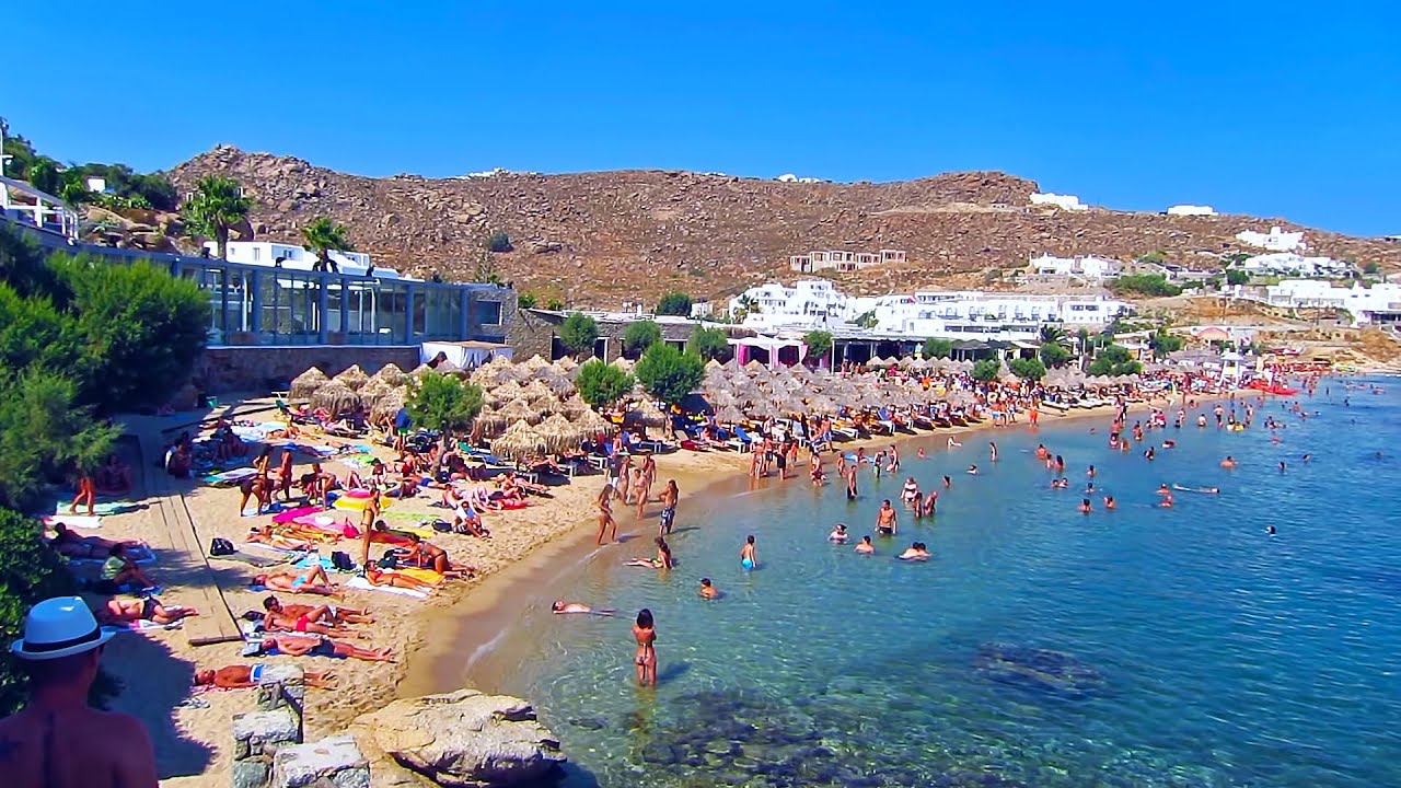 Paradise Mykonos Tropicana To Guapaloca Every Beach Corner And Party Covered You