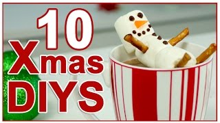 10 EASY Christmas DIY Ideas You Need To Try!
