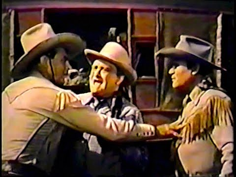 The Forsaken Westerns - The Buckskin Rangers - tv shows full episodes COLOR