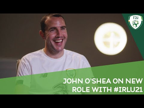 #IRLU21 INTERVIEW | John O'Shea on his new role alongside Jim Crawford