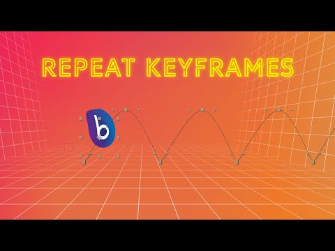 Repeat Keyframes with BeatEdit for After Effects - In Depth Tutorial