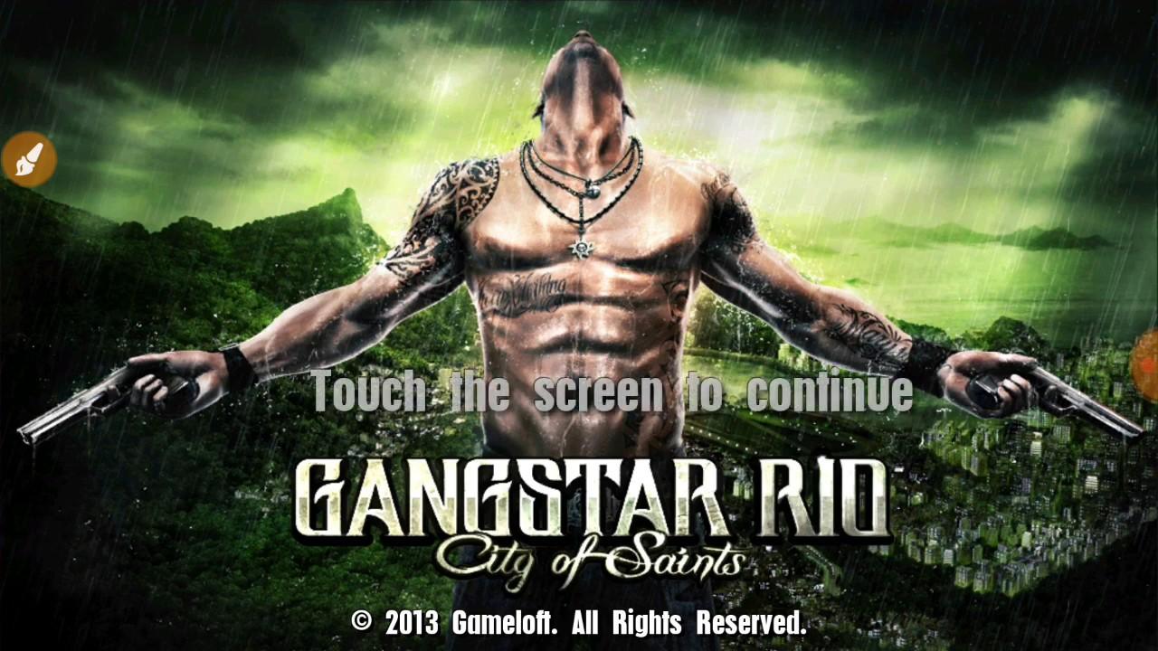 gangstar rio city mod apk