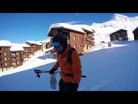 Skiing Holiday January 2018  Belle Plagne France
