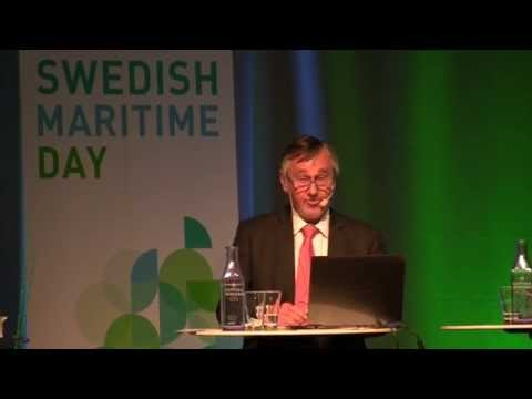 Barrie Stevens about the Future of the Ocean Economy