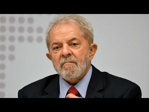 Brazil's Lula da Silva to start prison sentence