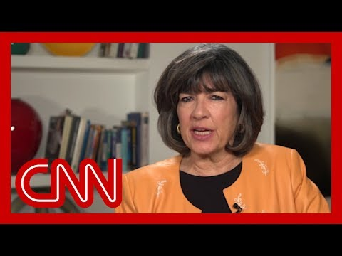 Amanpour calls world leader's remark to reporter 'shocking'