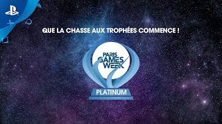 We Are PlayStation | Platinez votre Paris Games Week 2019 | #PlayStationPGW