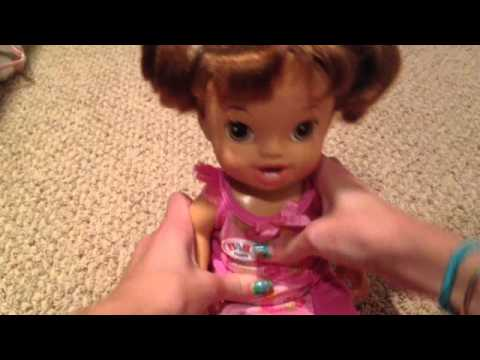 Baby Alive Halloween Costume Reveal - YouTube