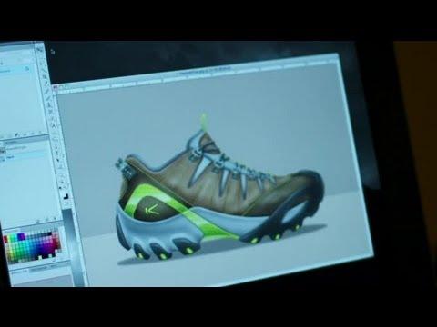 What Does a Shoe Designer Do? : Shoe Design