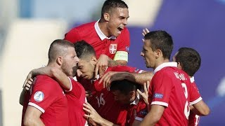 Video Gol Pertandingan Serbia U-21 vs Macedonia U-21