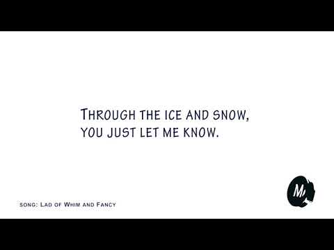 Lad of Whim and Fancy -- Mortikai Music -- Karaoke Video