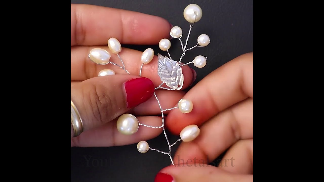 4 Fashion Hair Accessories For Different Hairstyles ! Latest Stylish  Jewelry