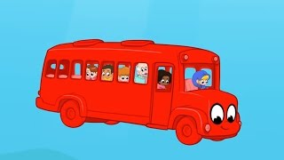 School bus Morphle Goes Underwater! Morphle kids Bus videos!