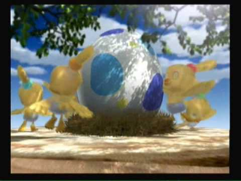 Billy Hatcher and the Giant Egg Intro 1 and 2