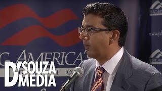 D Souza Responds To Gonzaga University Ban On His Campus Lecture