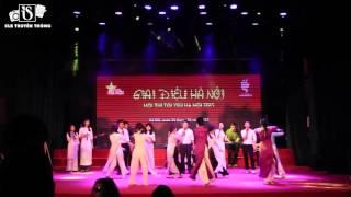 Hà Nội Bình Yên - Hà Nội Đêm Trở Gió - Hồ Gươm Sáng Sớm - CLB Âm nhạc Khoa Quốc tế - IShuffle