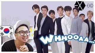 Gambar cover EXO DI KOREA ! Mari Kita React Bareng !